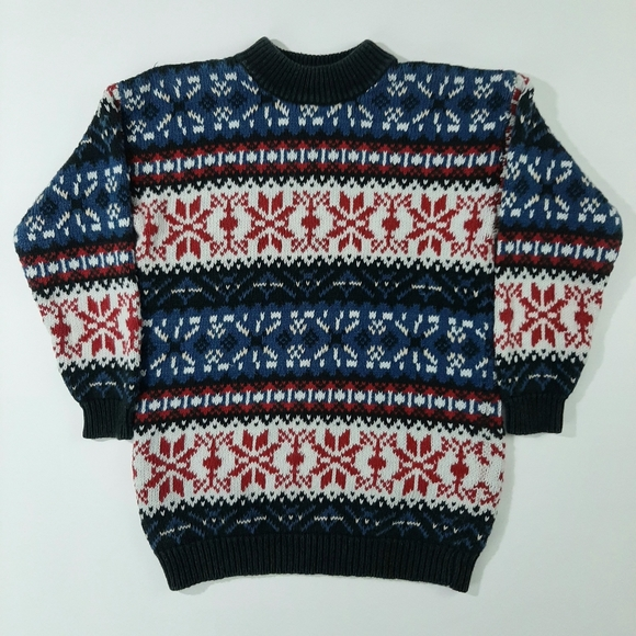 Best American Clothing Co. Sweaters - VTG Best American Clothing Co Sweater Size:S